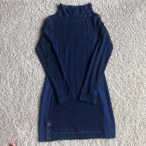 Wool prana dress. Very warm. New with tags